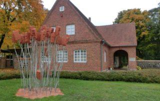 Museumsgebäude der Mahn- und Gedenkstätten Wöbbelin