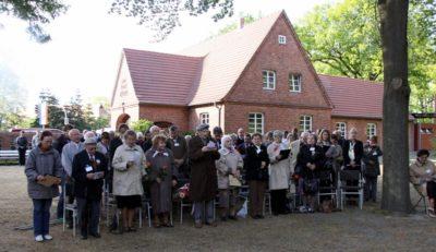 Gedenken in Wöbbelin