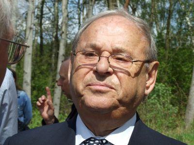 Rabbi Laszlo Berkowits, 2. Mai 2008, Foto: W. Jankelewitsch