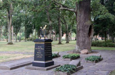 Grabstätte Theodor Körners und seiner Familie (Foto: Wladimir Jankelewitsch)