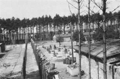 "Lager ""Reiherhorst"" (Foto: USHMM)"