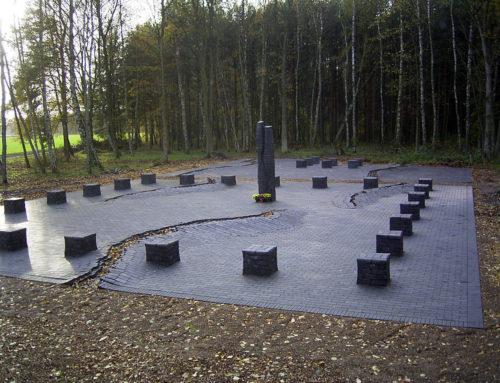 Baustart für die Neugestaltung der KZ-Gedenkstätte ehemaliges Lagergelände